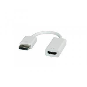 ROLINE Átalakító HDMI - DisplayPort