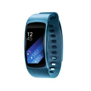 Samsung Gear Fit2 Sportóra Kék