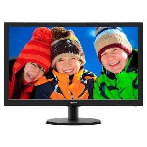 "Philips 223V5LSB2 21.5"" LED Monitor"