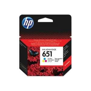 HP Patron No 651 háromszínű tintapatron