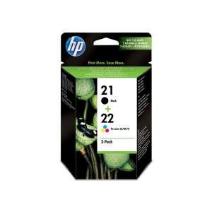 HP No21/22 2-pack (SD367AE)