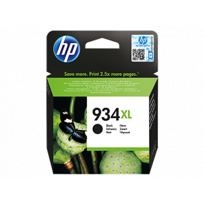 HP No 934 XL (C2P23AE) tintapatron fekete