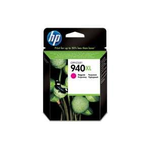 HP 940XL C4908AE patron bíborvörös