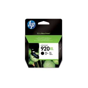 HP 920XL CD975AE patron fekete