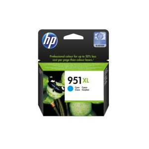 HP 951XL CN046AE patron ciánkék