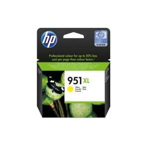 HP 951XL CN048AE patron sárga