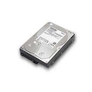 "TOSHIBA 3.5"" HDD SATA-III 500GB 7200rpm 32MB Cache"
