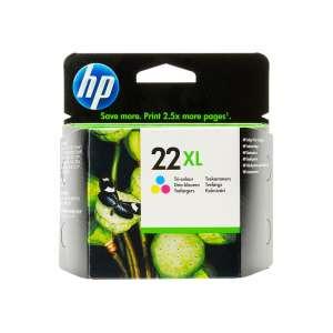 HP 22XL C9352CE patron színes