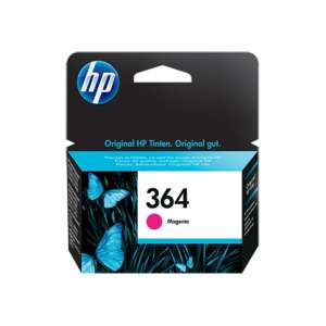 HP 364 CB319EE patron bíborvörös