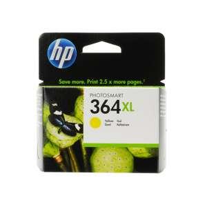 HP 364XL CB325EE tintapatron sárga