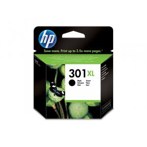 HP Patron No301XL fekete