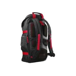 """HP NB Hátizsák Odyssey Backpack 15.6"""" fekete/piros"""