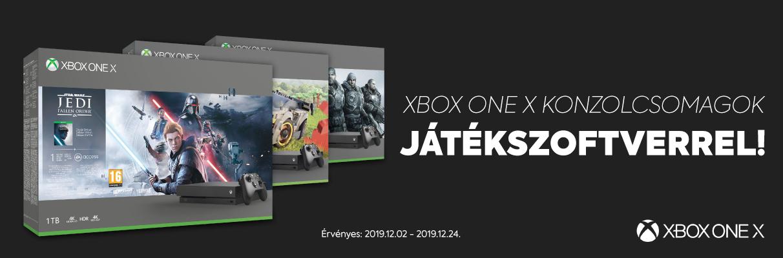 Xbox One Akció