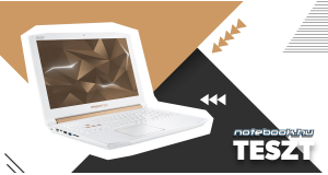 Acer Predator Helios 300 SE Teszt | Napkirály