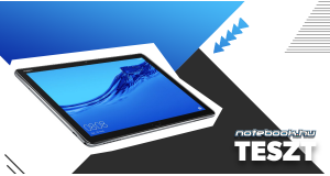 Huawei MediaPad M5 Lite Teszt| Az esti rutinom