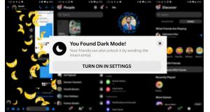 Éjszakai mód a Messengerben | Mire jó a Dark mode?
