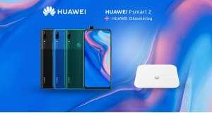 Huawei P Smart Z okostelefon előrendelés ráadás okosmérleggel!