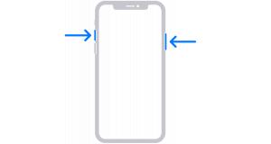 Hogyan kell iPhoneon screenshotolni vagyis képernyőképet készíteni?