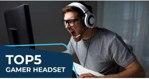 TOP 5 Gamer fejhallgató