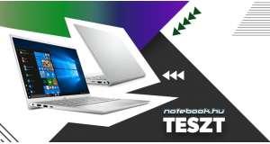 Dell Inspiron 14 5401 teszt | Utazáshoz tervezve