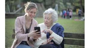 Top 3 mobiltelefon időseknek [2021]
