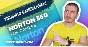 Norton 360 for Gamers teszt   Vírusirtó játékosoknak? Igen!