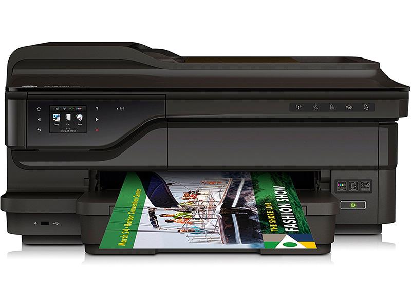 HP Officejet 7612 Tintasugaras Nyomtató (G1X85A)