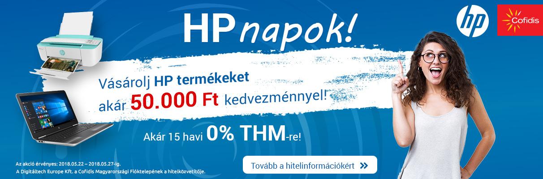HP napok!