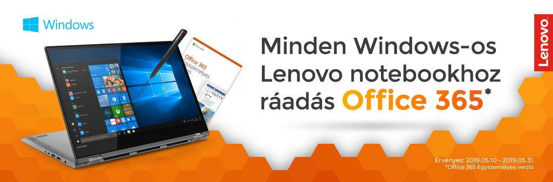 Lenovo notebook akció