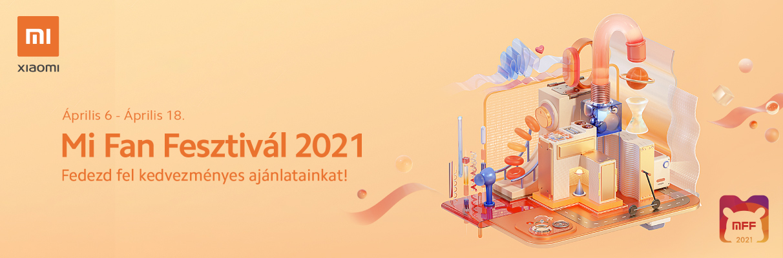 Xiaomi mi fan fesztivál
