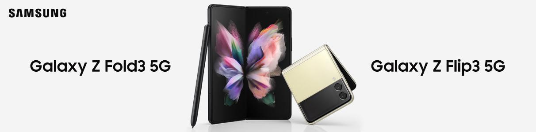 Samsung Galaxy Z Fold3 és Flip3 5G