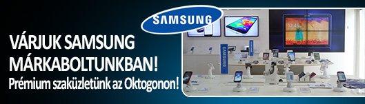 Samsung márkabolt
