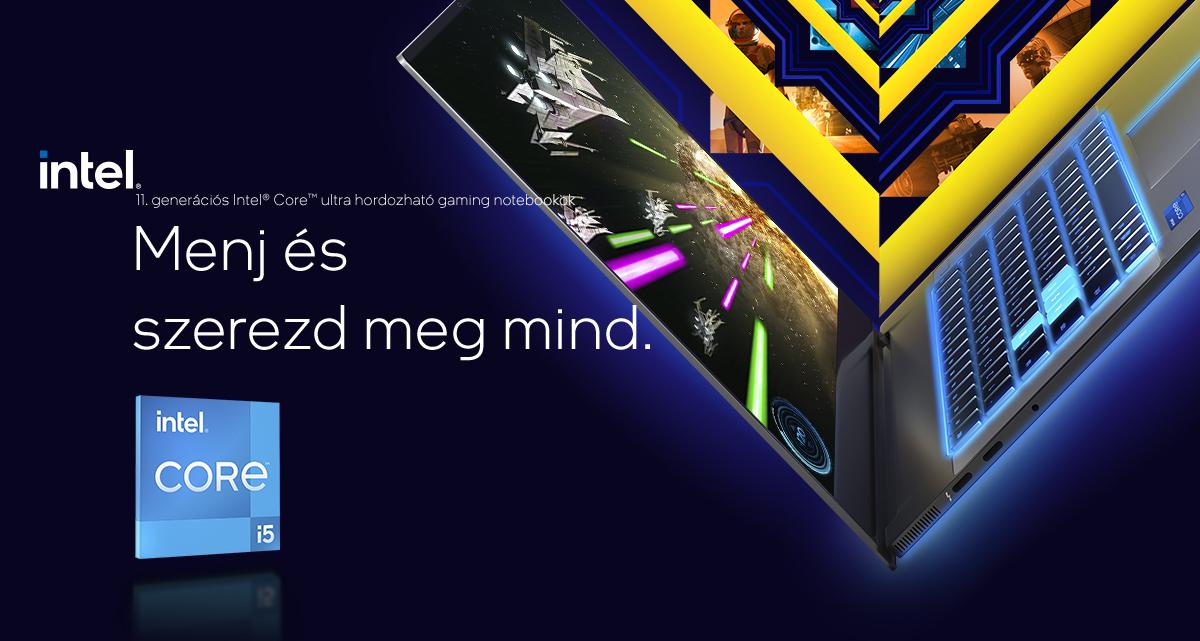 Intel 11th gen Gamer