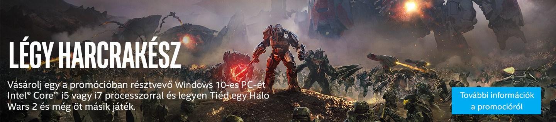 Intel Inside Battle Ready Outside