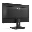 "AOC 23,8"" 24E1Q IPS Monitor Fekete"