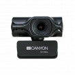 CANYON C6 2K QuadHD Live Streaming webkamera (CNS-CWC6N) fekete