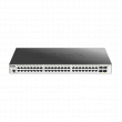 D-Link DGS-3000-52X Menedzselhető Switch