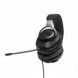 JBL Quantum 100 Gamer Fejhallgató (JBLQUANTUM100BLK) Fekete