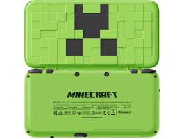 ... New Nintendo 2DS XL Konzol Minecraft Creeper Edition 226d8c7d32
