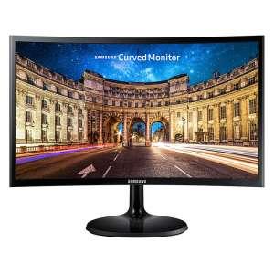 """SAMSUNG 21,5"""" ívelt VA LED Monitor (C22F390FHU)"""