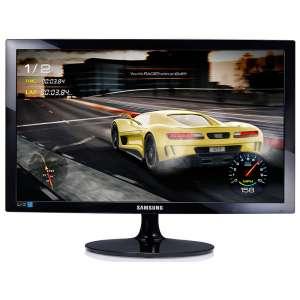 """SAMSUNG 24"""" FHD TN LED Monitor (LS24D330HSX/EN)"""