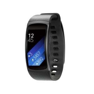 Samsung Gear Fit2 Sportóra sötétszürke