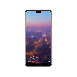 Huawei P20 128GB Dual sim (51092FFC) Aranyló rózsaszín