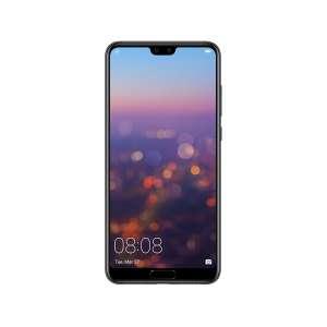 Huawei P20 Pro 128GB Dual sim (51092EPD) éjfekete