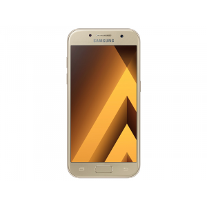 SAMSUNG Galaxy A3 (2017) arany