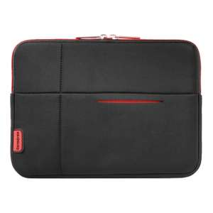 "SAMSONITE AIRGLOW SLEEVE 10.2"" BLACK / RED"