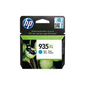 HP No 935 XL (C2P24AE) cián