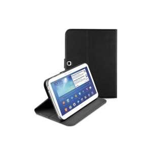 """Cellularline FOLIO tok Samsung Galaxy Tab3  10.1"""" fekete"""