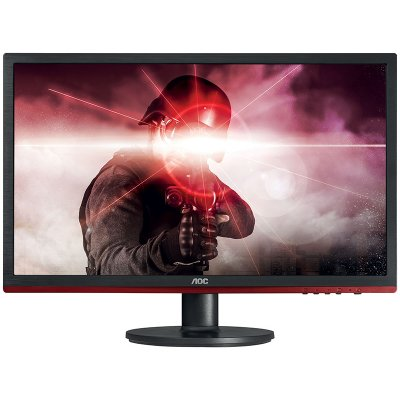 "AOC 21,5"" Gamer LED Monitor (G2260VWQ6) fekete"