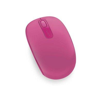Microsoft Wireless 1850 egér (U7Z-00064) Magenta Kiegészítő cb0f331f8d